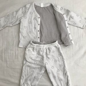 Baby Gap Reversible Sweater and pants